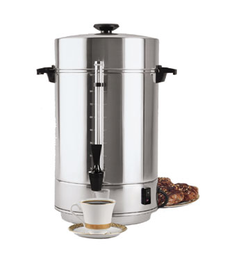 West Bend Commercial 100 Cup Coffee Maker