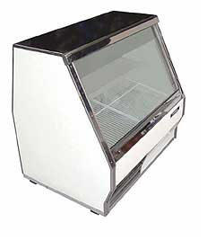Fogel Refrigerated Deli Case 6-Z-SC