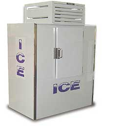 Outdoor Fogel Ice Merchandiser ICB-1
