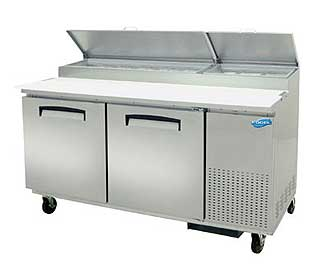 Fogel Pizza Prep Table MPP-67