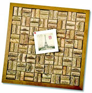 Cork Bulletin Board Set