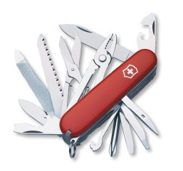 The Craftsman Swiss Army Knife, Red