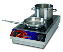 Garland Electric Countertop Induction Range - 2 Burners, 5000-Watts