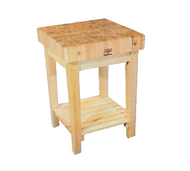 John Boos Butcher Block Unit GB
