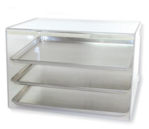 Counter Serve Full Sheet Bakery Case