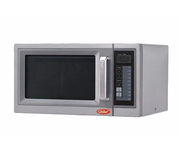 General Commercial Digital Microwave GEW 1000E, 1000 Watts