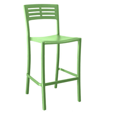 Grosfillex Vogue Stacking Bar Stools