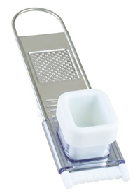 Garlic Grater & Slicer