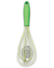 Silicone Green Rapid Whisk
