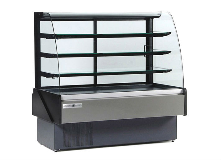 Hydra Kool KBD-CG Refrigerated Bakery Display Cases