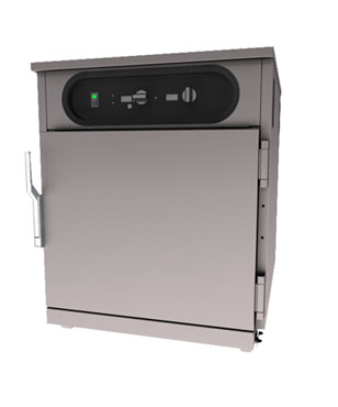 Carter-Hoffmann Mobile Heated Cabinet HL10-5