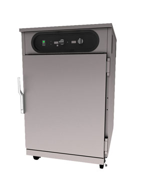 Carter-Hoffmann Mobile Heated Cabinet HL10-8
