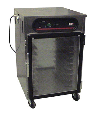 Carter-Hoffmann Mobile Heated Cabinet HL7-8
