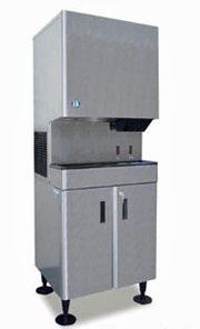 Hoshizaki Countertop Cubelet Ice Machine / Dispenser DCM-500BX, Hands Free Operation