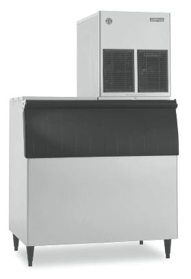 Hoshizaki F-1002MWJ-C Cubelet Ice Machine, Water-Cooled, 910 Lbs. Production