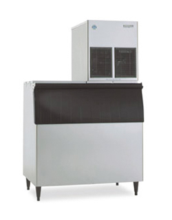 Hoshizaki F-1001MAH-C Cubelet Ice Machine, Air-Cooled, 910 Lbs. Production