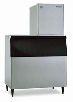 Hoshizaki F-1001MWH-C Cubelet Ice Machine, Water-Cooled, 910 Lbs. Production