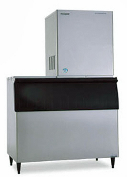 Hoshizaki F-2000MRH-C Cubelet Ice Machine, Remote Air-Cooled, 1715 Lbs. Production