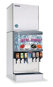 Hoshizaki Modular Cuber Ice Machine For Soda Dispensers, 22 Inches