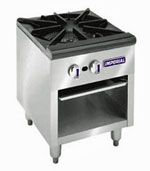 Imperial Single Burner Stock Pot Range