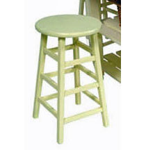 John Boos Solid Wood Stool