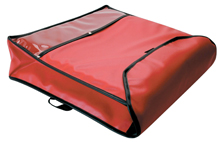 Red Insulated Pizza Delivery Bag 30960