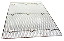 Wire Mesh Icing Grate, Fits Full Sheet Pan