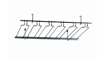 "Overhead Glass Rack, 18"" x 24"", 6 Channel"