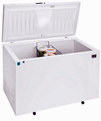 Electrolux Kelvinator Chest Freezer, 14.9 Cu. Ft.