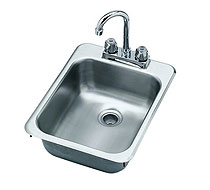 Krowne Drop-in Stainless Sink