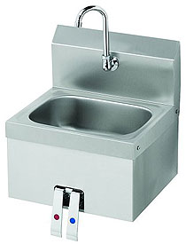 Krowne Hands Free Hand Wash Sink