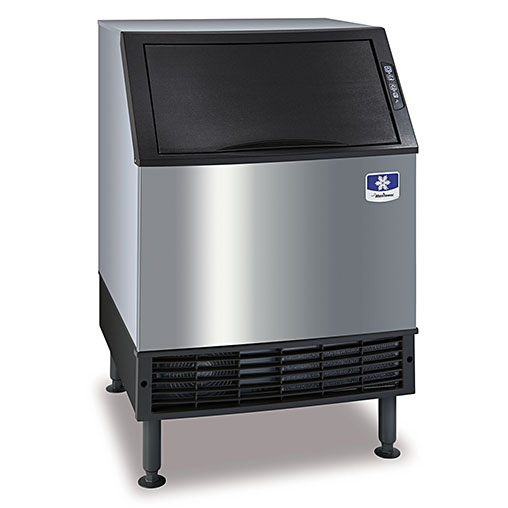 Manitowoc Ice Machine UY-0240A, Air Cooled, Half Dice Ice With 80 Lb. Ice Bin