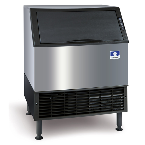 Manitowoc UYF-0310A Ice Machine, Air-Cooled, Half Dice Ice With 100 Lb. Storage Bin