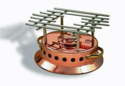 Matfer Copper Food Warmer