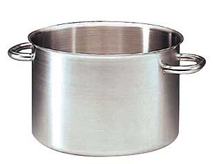 Matfer 17-3/4 Inch 50 Quart Stock Pot