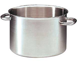 Matfer 19-3/4 Inch, 67-1/2 Quart Stainless Stock Pot