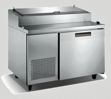 Metalfrio Pizza Prep Table, One Section - PICL1-50-6