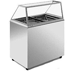 Classic Dipping Cabinet - 4 Cans, 6.7 Cu. Ft.