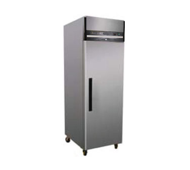 MaxxCold Reach-in Refrigerator, 1 section MXCR-23FDHC