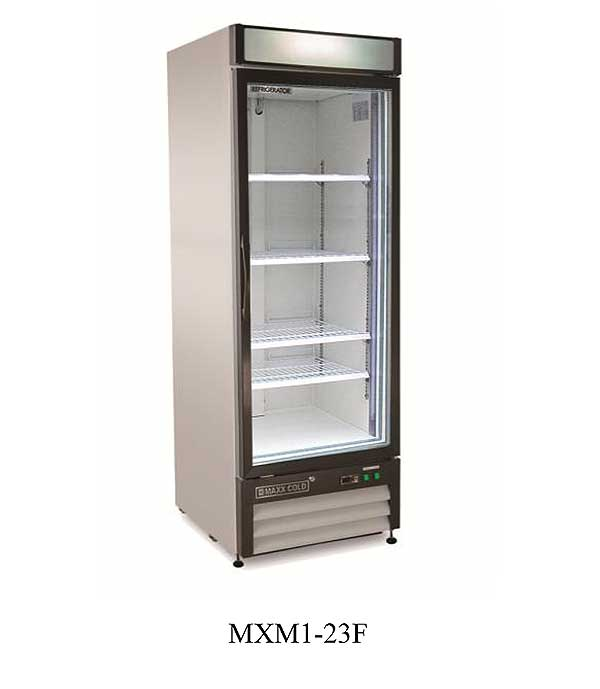 MaxxCold Reach-In Freezer MXM1-23F