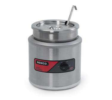 Nemco Round Countertop Cooker And Warmer 6103A