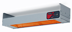 Nemco Infrared Strip-Type Heat Lamp Bar Heater With Infinite Control