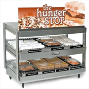Nemco Heated Dual Shelf Merchandiser