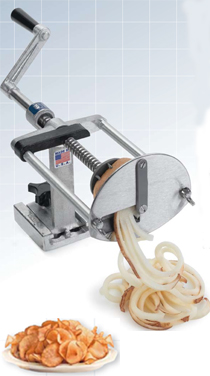 NEMCO French Fry Potato Cutter 55050AN-R - Ribbon Fries