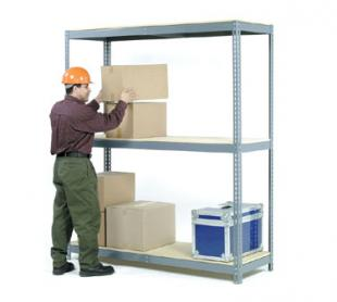 Nexel Shelving Wide Span Storage Rack 3 shelf unit - WD4248