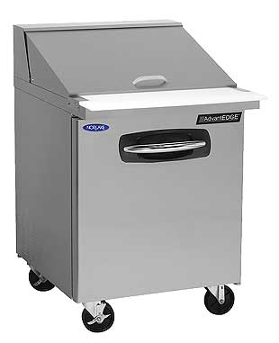 Nor-Lake Mega Top 1 Door Prep Table 36 Inch - NLSMP36-15A
