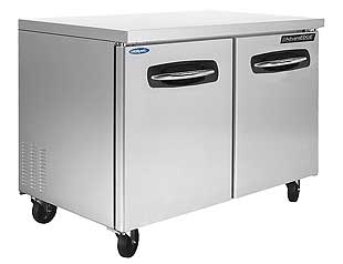 Nor-Lake 2 Door Under Counter Freezer 48 Inch