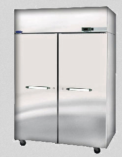 Nor-Lake Nova V  Refrigerator Two-Section - PR524SSS/0