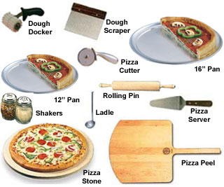 New York Style Pizza Kit