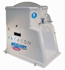 Paragon Sno-Flurry 3000 Shaved Ice Machine